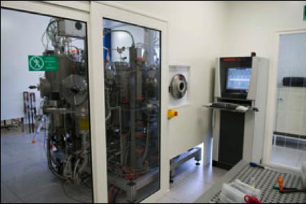 Picture of Univex 450 Pulvérisation (D-SPUT)