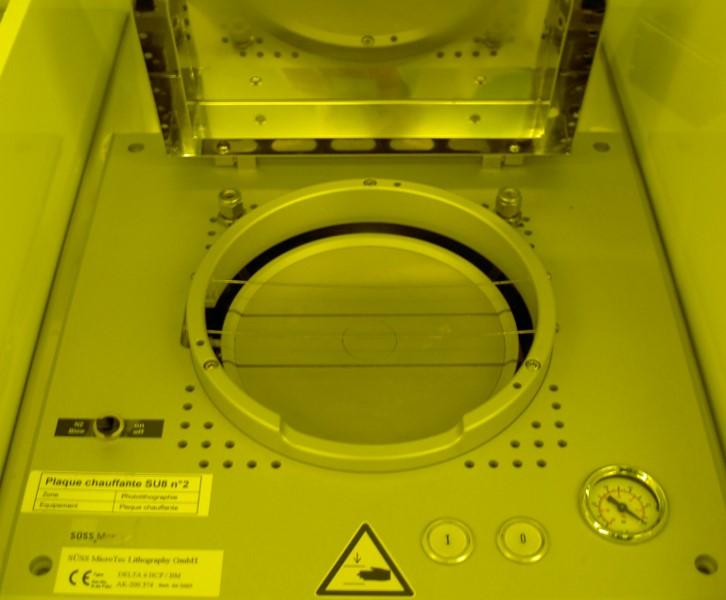 Picture of plaque chauffante SU8 n°2x (F-FRAI)