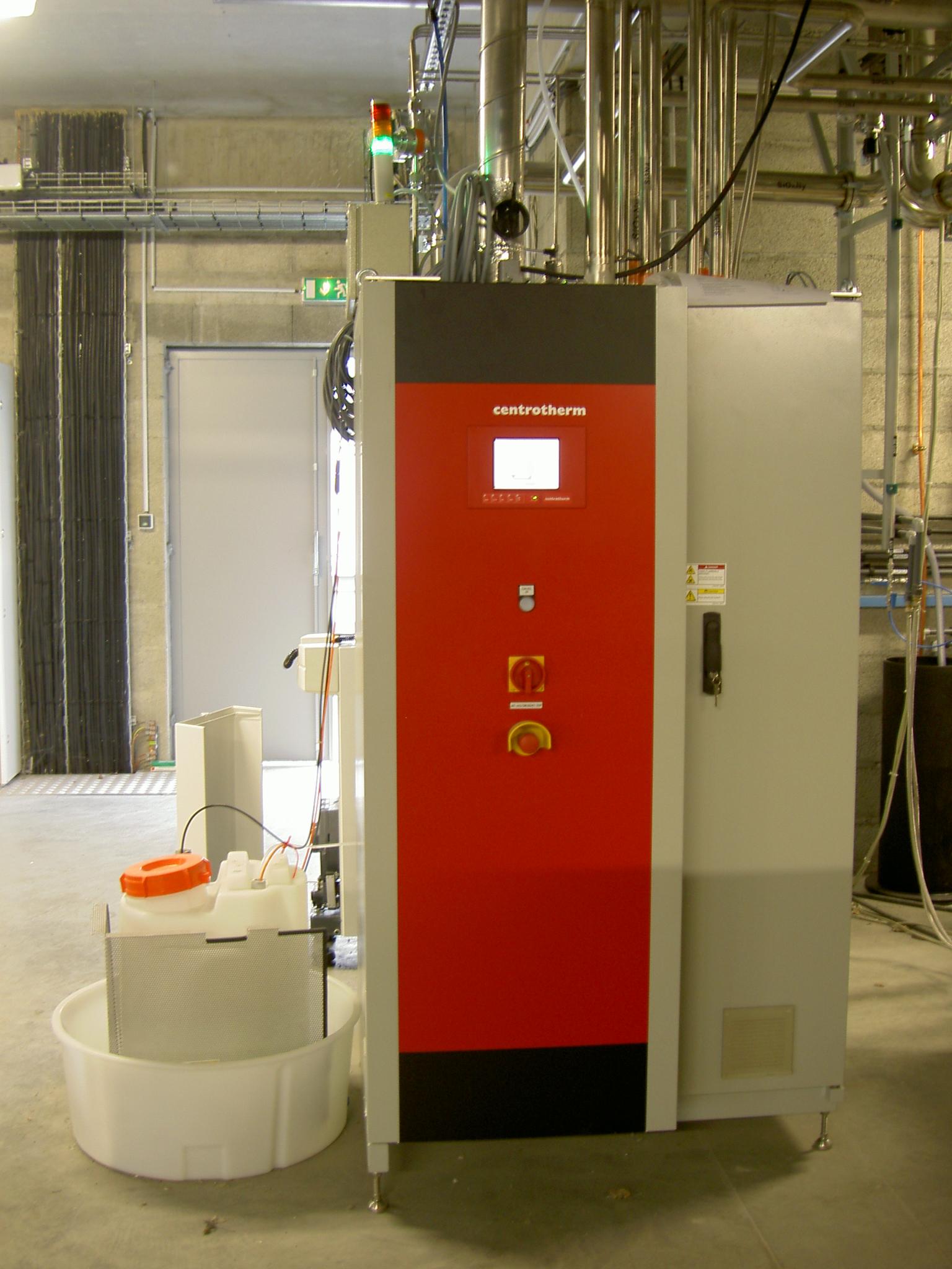 Picture of Réseau éffluents gaz